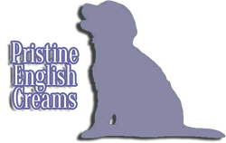 Pristine English Creams Logo